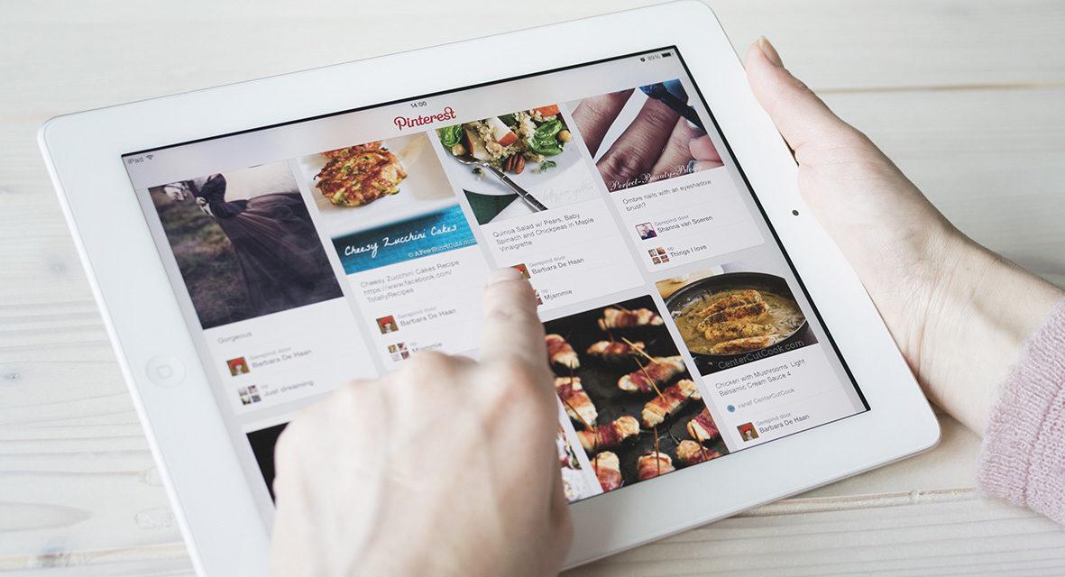 Como aumentar o tráfego orgânico do seu blog com o Pinterest?