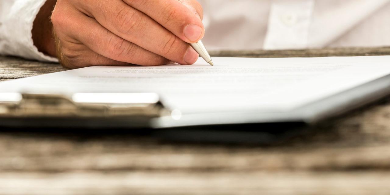 Como fazer um contrato social para sua empresa?